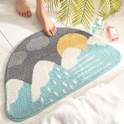 Soft Water Absorption Bath Mat