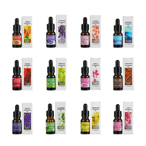 10ML/Bottle Essential Oils for aroma diffuser air Humidifier