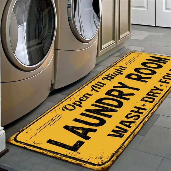 Laundry Room Mat
