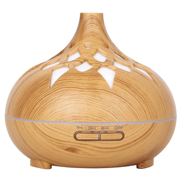 New Wood Grain Humidifier