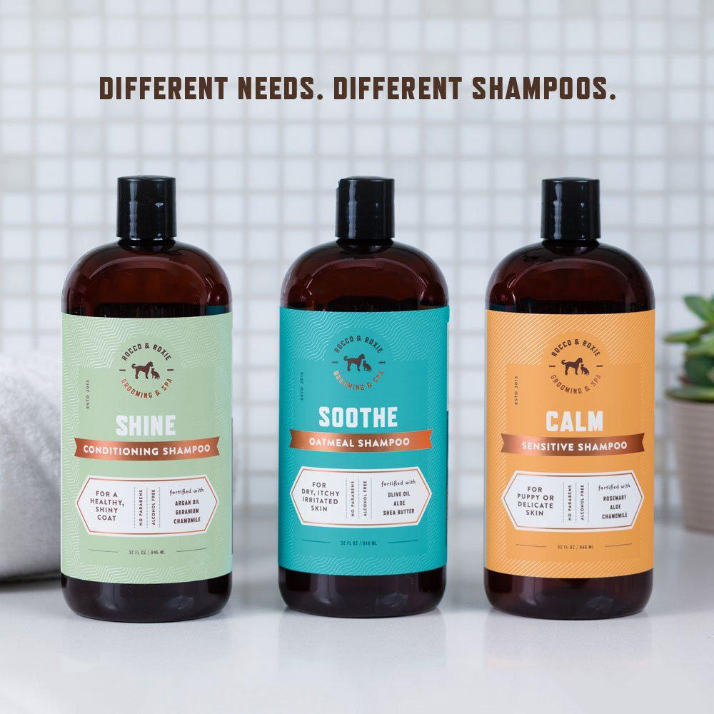 Grooming & Spa Dog Shampoo