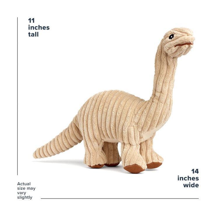 Brontosaurus Plush Toy