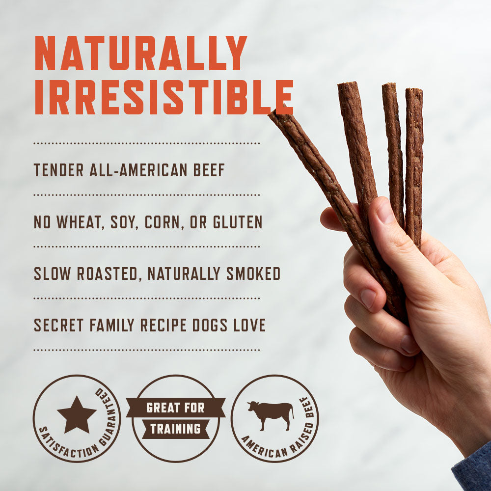 Gourmet Jerky Sticks for Dogs