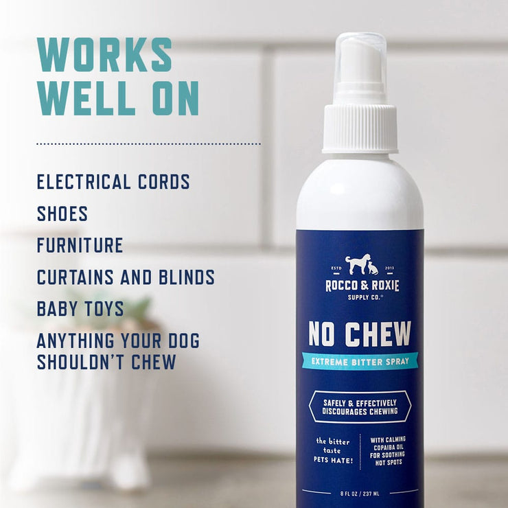 No Chew Extreme Bitter Spray