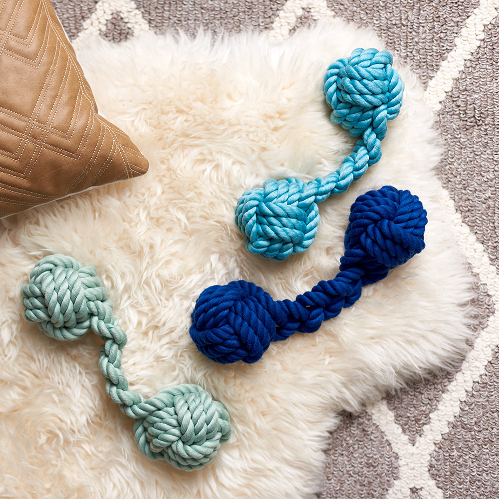 Navy Blue Bone Rope