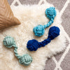 Powder Blue Bone Rope
