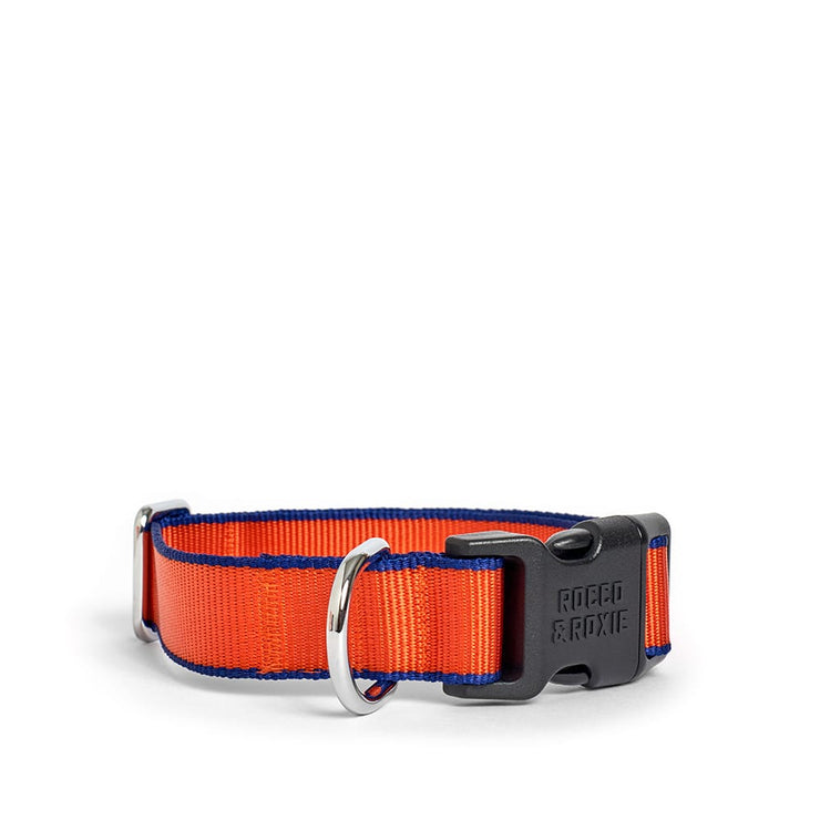 Orange & Navy Collar