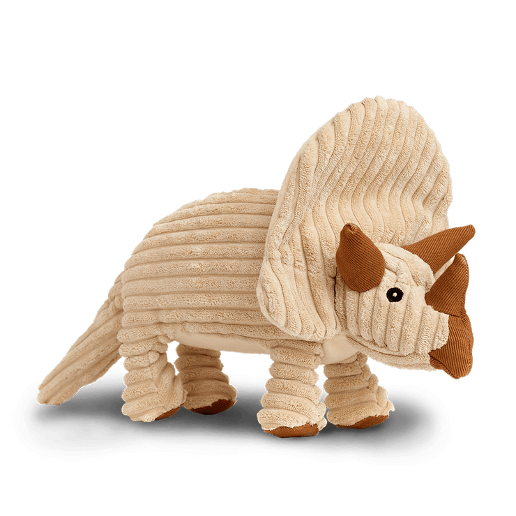Triceratops Plush Toy