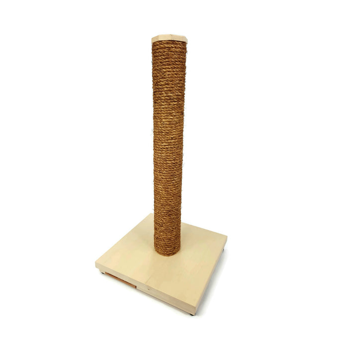 30 Inch Manila Vertical Scratching Post