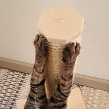30 Inch Vertical Scratching Post with Sisal Rope