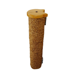 Manila Cat Scratching Post - Wall Mounted Scratcher
