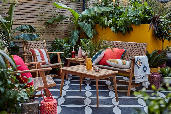Blend with Nature Outdoor Furniture