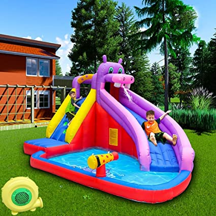 """Turn Your Backyard Into a """"Family Park"""""""