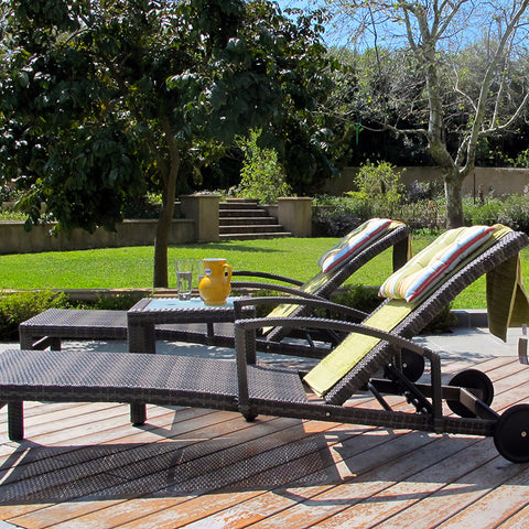 Sun Lounger With Us This Summer