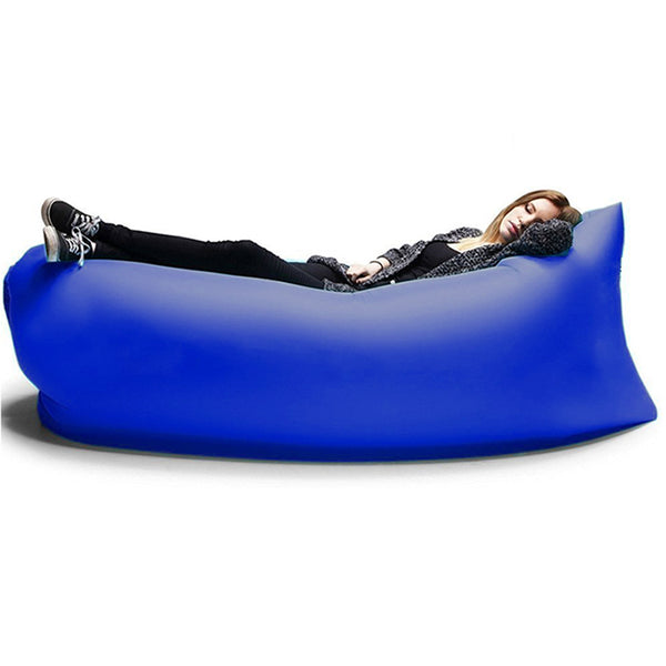 Inflatable Air Lounge Bed