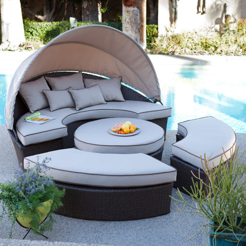 Outdoor Luxury Daybeds - Lido