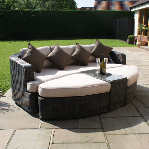 Outdoor Luxury Daybeds - Palam