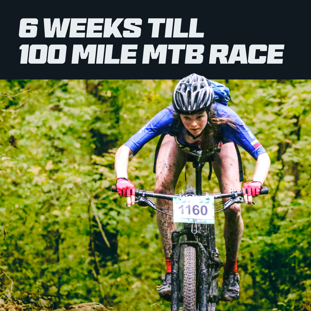 100 Mile Mountain Bike Race