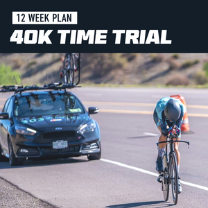 40k time trial TT training plan fascat