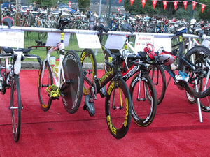 6 Weeks to Your 70.3 Triathlon: Flat Course