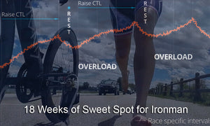 Ironman Triathlete Sweet Spot Training : 18 Weeks