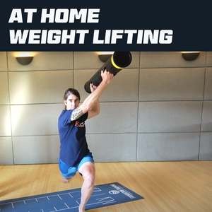 At Home Weight Lifting Plan: 12 Weeks