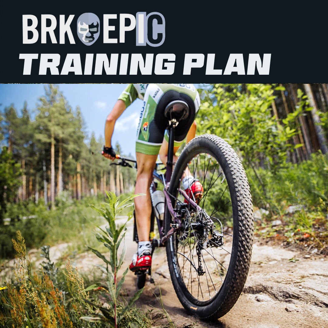 Breck Epic Sweet Spot Training Plan