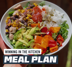 Winning in the Kitchen Meal Plan