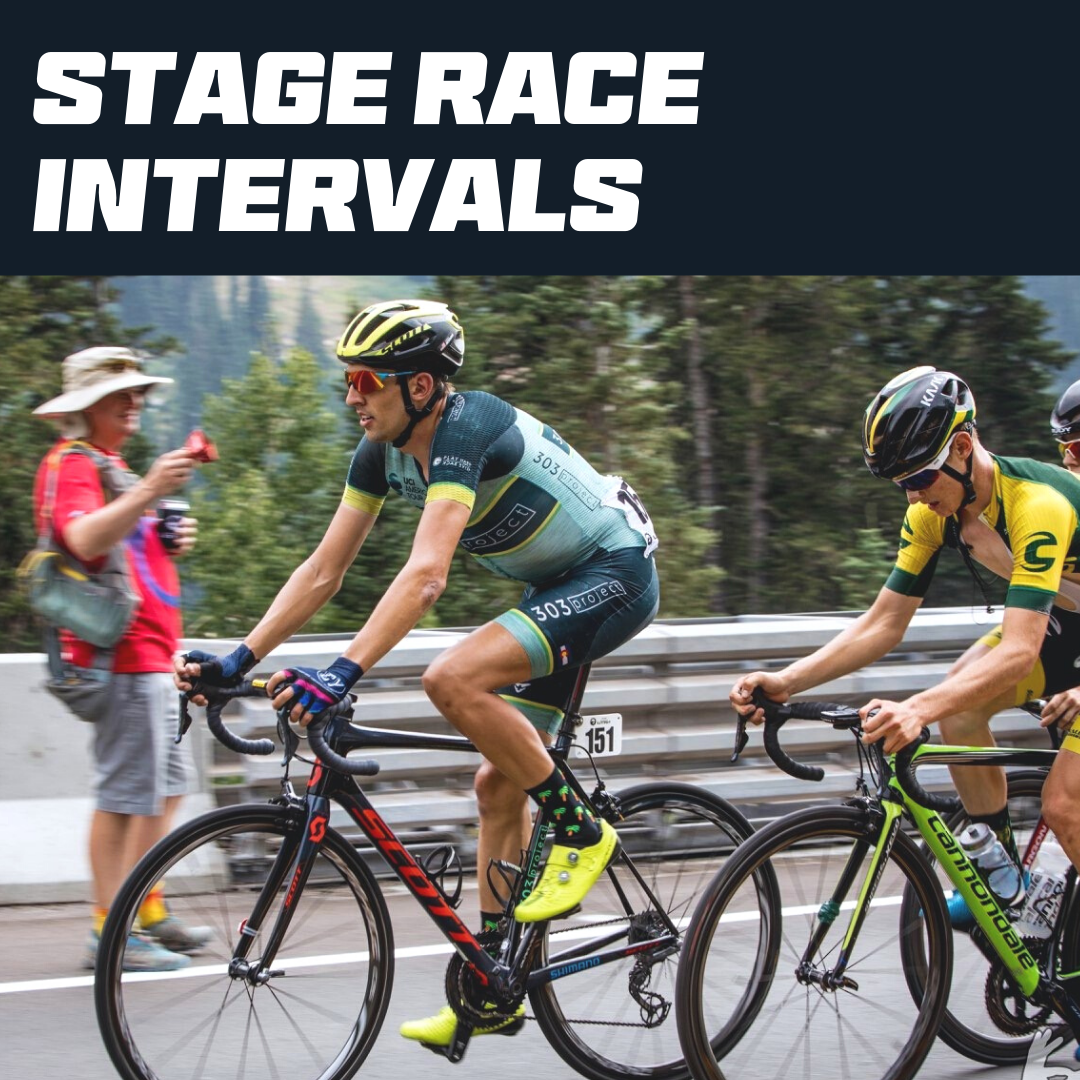 Stage Race Intervals