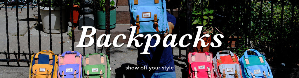 Es La Vida Backpacks