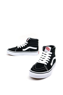 Sk8-Hi Kids VN-000D5F6BT vans Black/True White a
