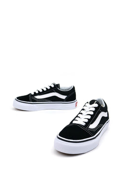Old Skool Kids vans VN-000W9T6BT Black/True White a