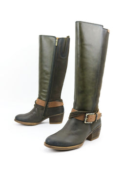 Pikolinos W9M-9604 Seaweed Boot Baqueira W9M-9604