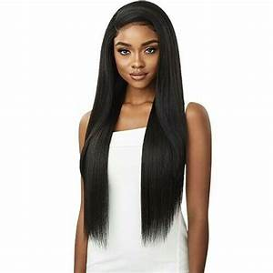 "Outre perfect hairline lace front Shaday 32"" #2"