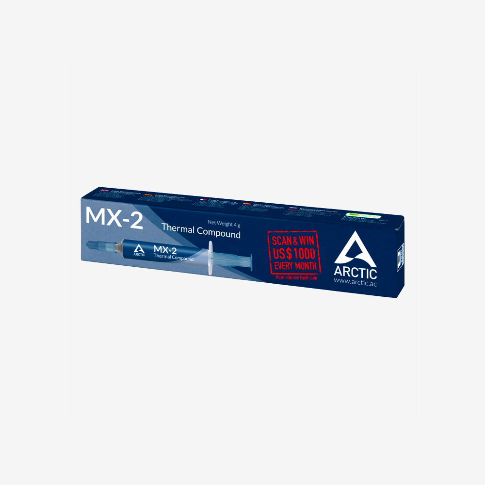 MX-2 Thermal Compound Cooling Paste