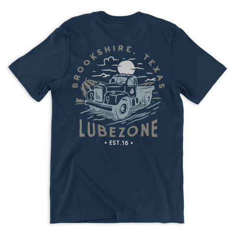 Brookshire Trucker T-Shirt - LubeZone Apparel