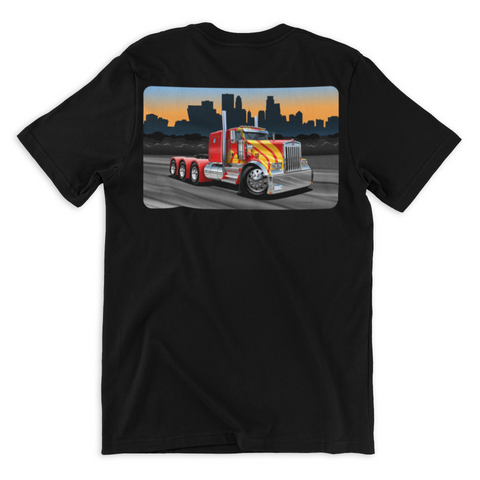 Minneapolis Trucker Shirt - LubeZone Apparel