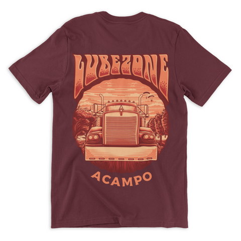 Acampo Trucker T-Shirt - LubeZone Apparel