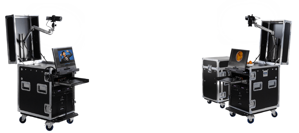 Professional Concert Touring Expertise in a box - MyVideo ROAD Case, a Turnkey Video and Photography Solution