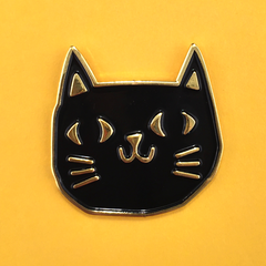 Cat Head Pin