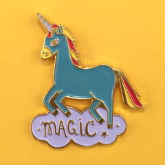 Magic Unicorn Pin