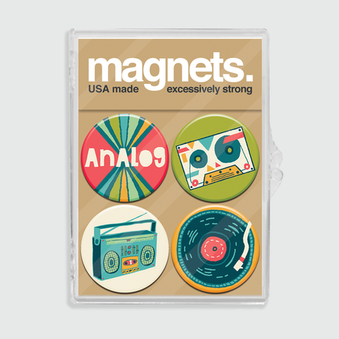 Analog Magnet Set