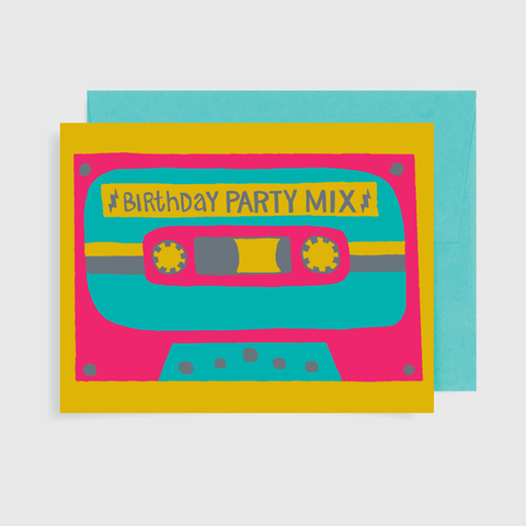 Birthday Party Mix