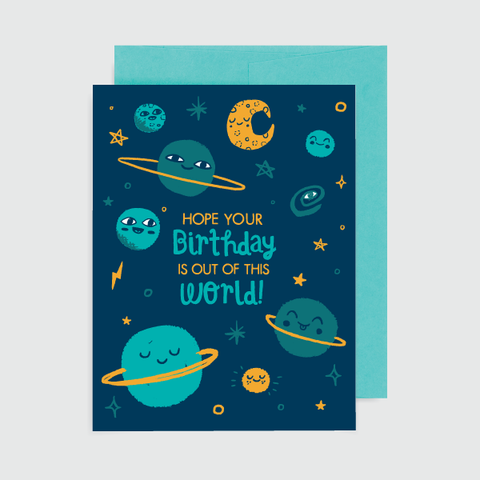 Out of this World Birthday