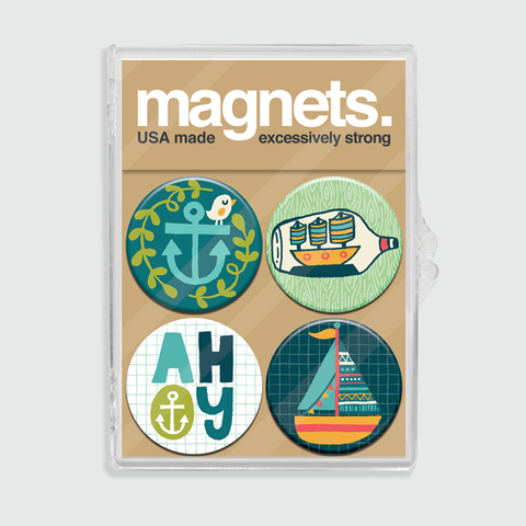 Nautical Magnet Set