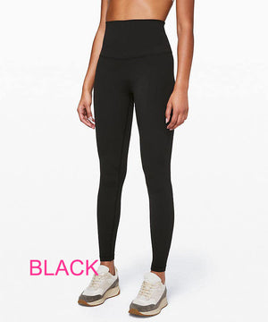 Solid Athletic Legging