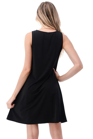 Twisted Hem Tie Dye Top