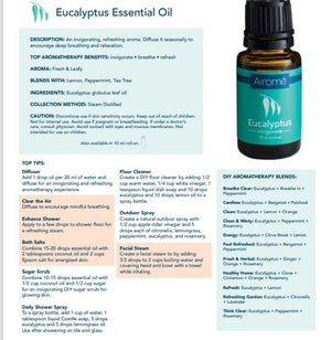 100% Pure Essential Oils - All of the Basic Oils for everyday