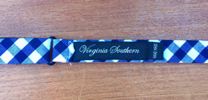 Virginia Southern handmade cotton bow tie