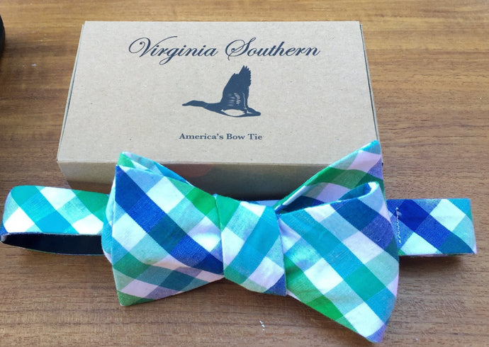 The Easter Sunday Bow Tie - Virginia Southern  - 1